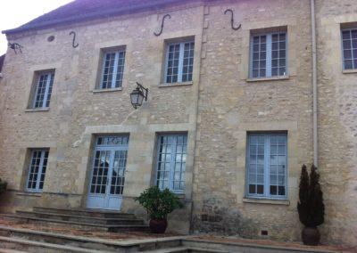 Ancien couvent à Hodent 95