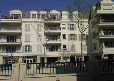 Installation d'un appartement à Rueil malmaison 92