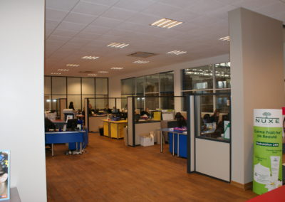 Climatisation de bureaux à Carrères-sur-Seines (78)