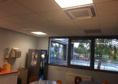 Climatisation de bureau à Lisses (91)